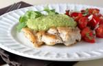 Petti di pollo in salsa verde
