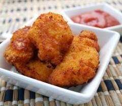 crocchette di pollo, ricetta